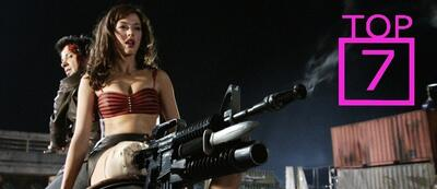 Rose McGowan in Planet Terror
