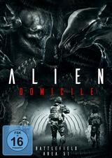 Alien Domicile - Battlefield Area 51 - Poster