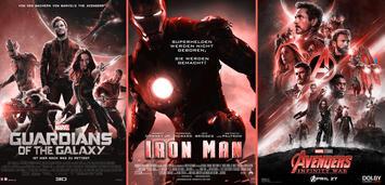 Bild zu:  Guardians of the Galaxy/Avengers/Iron Man