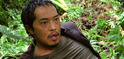Ken Leung in Lost