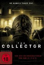 The Collector - He always takes one! Poster