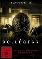 The Collector - He always takes one! - Poster