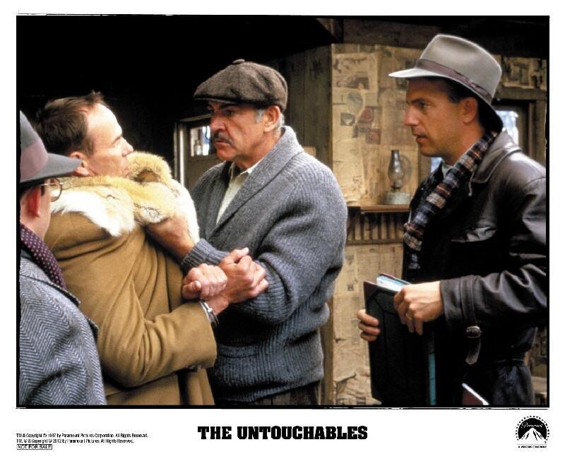 The untouchables die unbestechlichen bild 4 von 44 for Die unbestechlichen