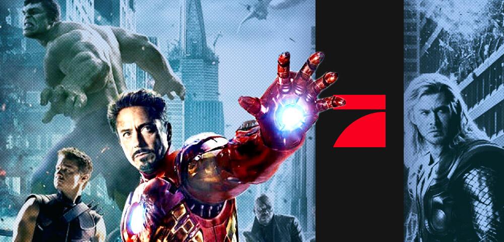 Avengers bei ProSieben: Robert Downey Jr.s Liebe zum Essen beeinflusste den Film
