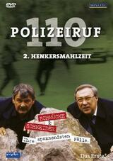 Polizeiruf 110: Henkersmahlzeit - Poster