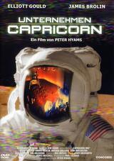 Unternehmen Capricorn - Poster