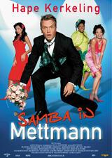 Samba in Mettmann - Poster