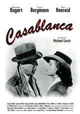 Casablanca - Poster