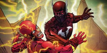 Red Death und The Flash