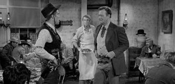 Bild zu:  Der Mann, der Liberty Valance erschoß