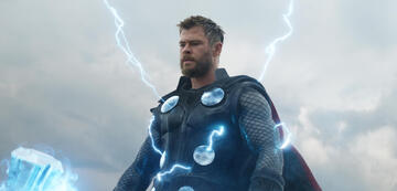 Chris Hemsworth als Thor in Avengers 4: Endgame