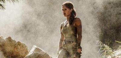 Tomb Raider - Alicia Vikander als Lara Croft