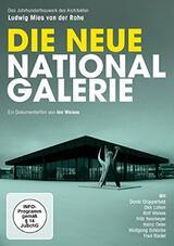 Die Neue Nationalgalerie - Poster