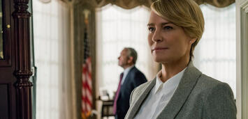 Bild zu:  Robin Wright in House of Cards