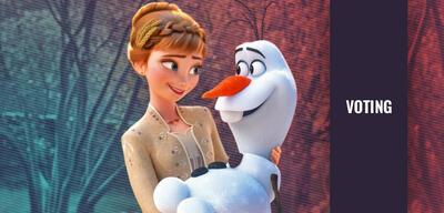 Frozen 2: Anna und Olaf