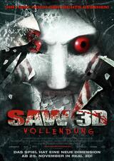 Saw VII - Vollendung - Poster