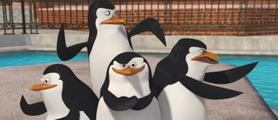Skipper, Kowalski, Private und Rico