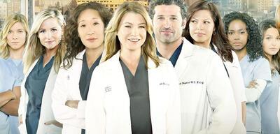 Grey's Anatomy - Seit elf Jahren Engel in weiß