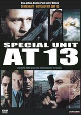 Special Unit AT 13 - Wettlauf mit dem Tod - Poster