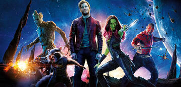 Die Guardians of the Galaxy