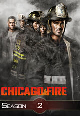 Chicago Fire - Staffel 2 - Poster