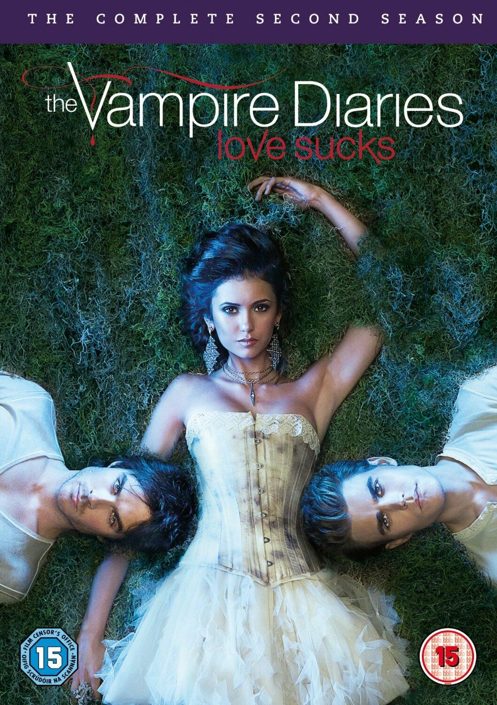 Dvd Vampire Diaries Staffel 6