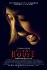 Silent House - Die Stille wird dich töten! - Poster
