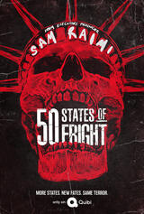 50 States of Fright - Poster