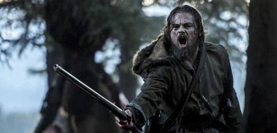 Leonardo DiCaprio - leidenschaftlich bei der Sache