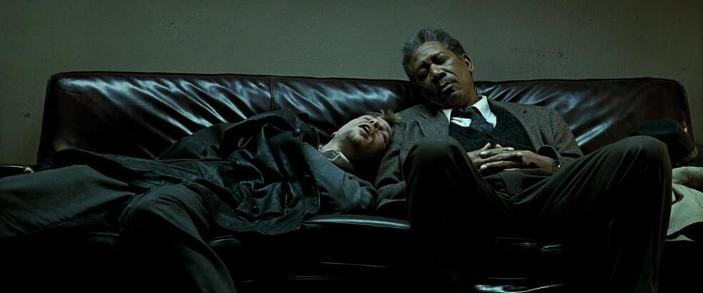 Sieben mit Morgan Freeman