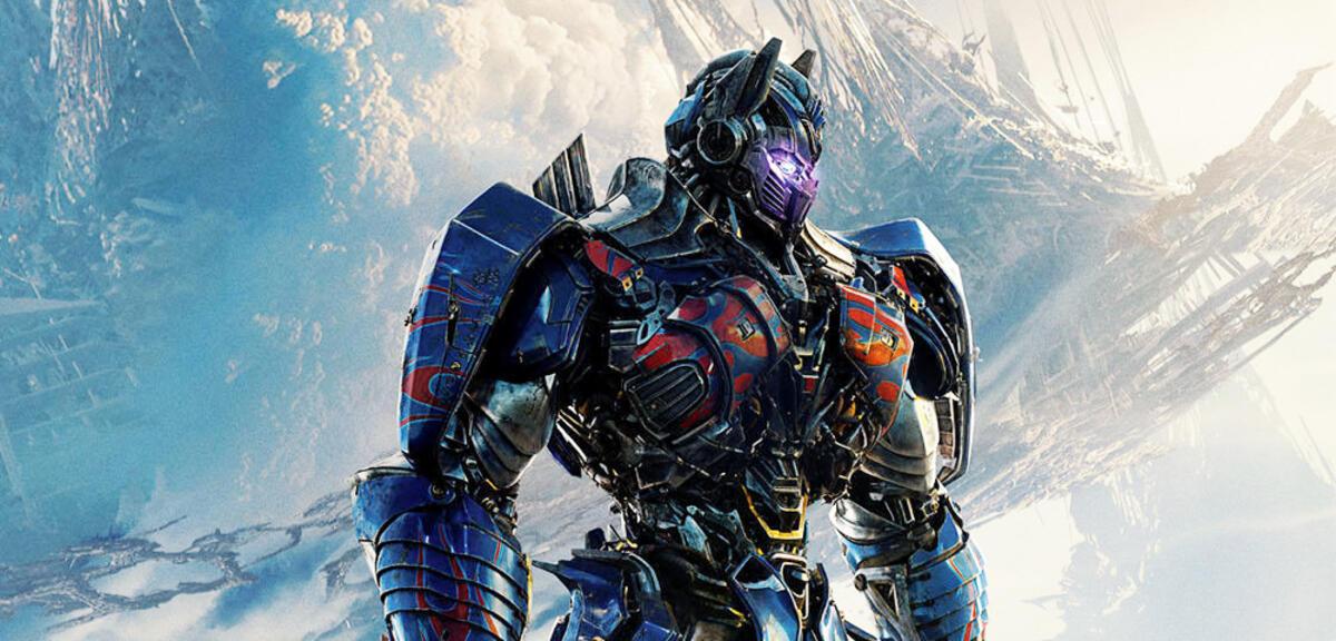 Neuer Transformers Film