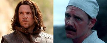 Jamie Sives in Game of Thrones und Chernobyl