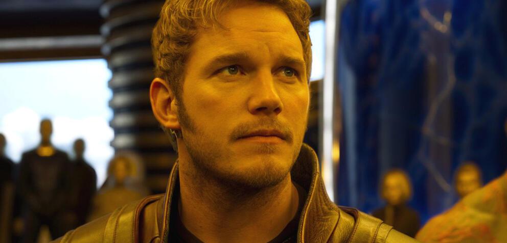 Chris Pratt als Star-Lord