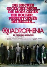 Quadrophenia - Poster
