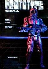 Prototype - Der Cyborg Terminator