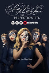 Pretty Little Liars: The Perfectionists - Poster