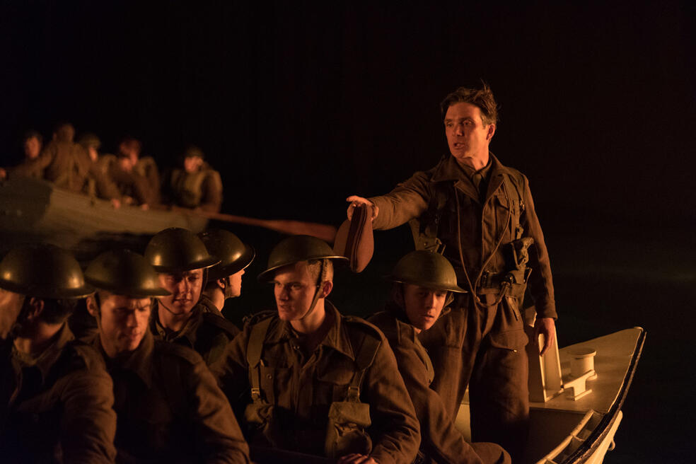 Dunkirk mit Cillian Murphy