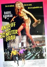 Angriff der 20-Meter-Frau - Poster