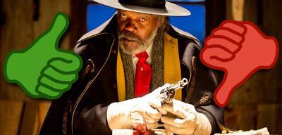 Samuel L. Jackson als Major Marquis Warren