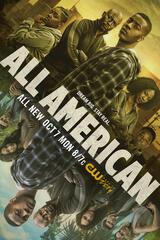 All American - Staffel 2 - Poster
