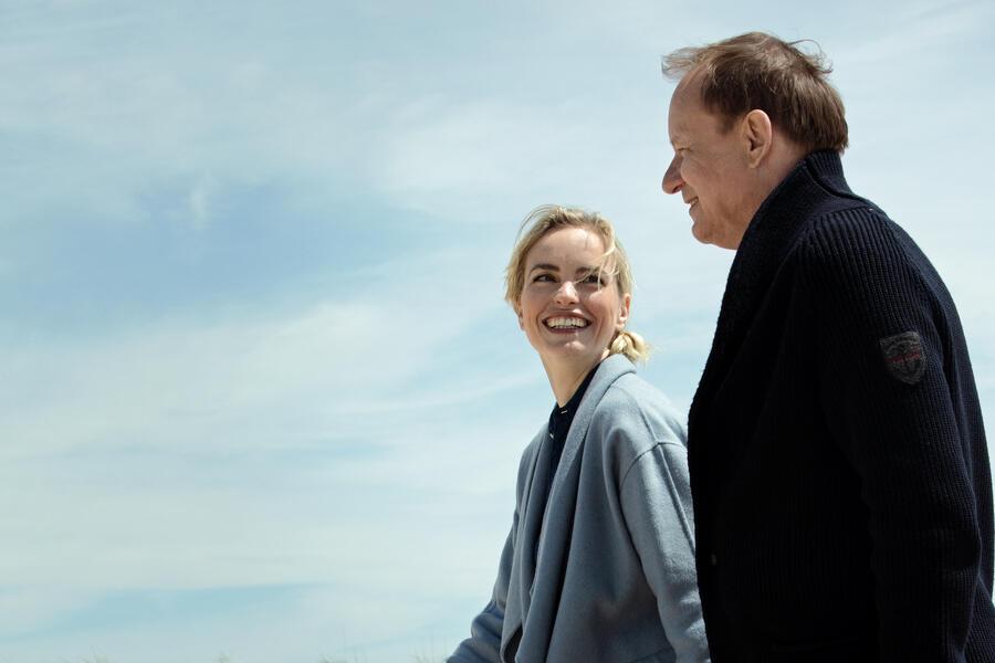 Rückkehr nach Montauk mit Stellan Skarsgård und Nina Hoss