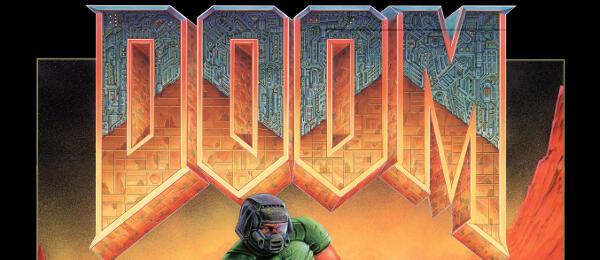 Ultimate Doom Artwork