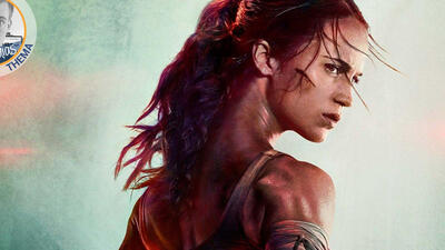 Tomb raider trailer analyse alicia vikander