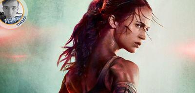 Alicia Vikander als Lara Croft im ersten Trailer zum Tomb Raider-Reboot