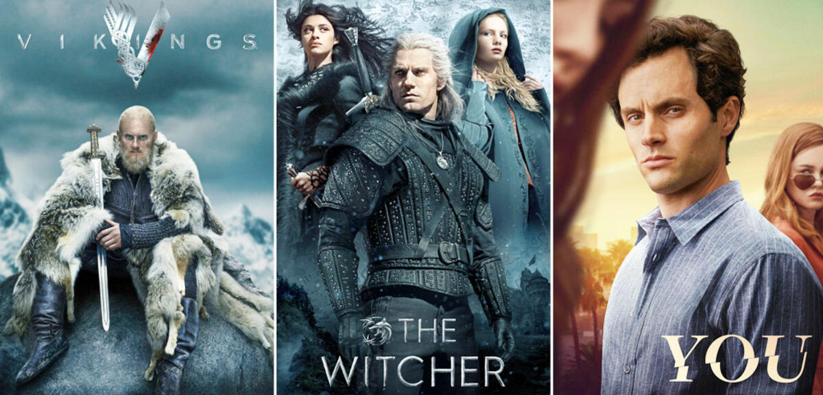 Netflix Staffeln