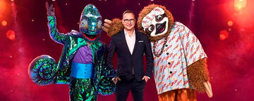 Faultier in The Masked Singer