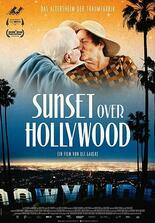 Sunset over Hollywood