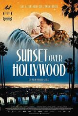 Sunset over Hollywood - Poster