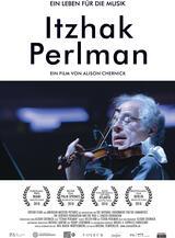 Itzhak Perlman - Ein Leben für die Musik - Poster
