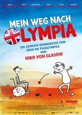 Mein Weg nach Olympia - Poster